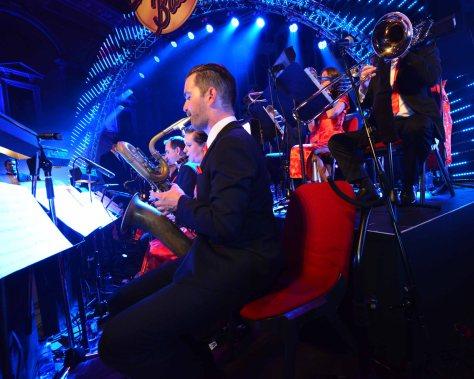 Saxaphone & Clarinets, Trumpets & Trombones