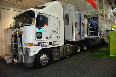 NBN Co Discovery Truck