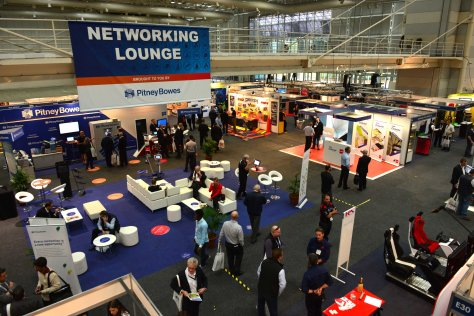 Total facilities Networking lounge