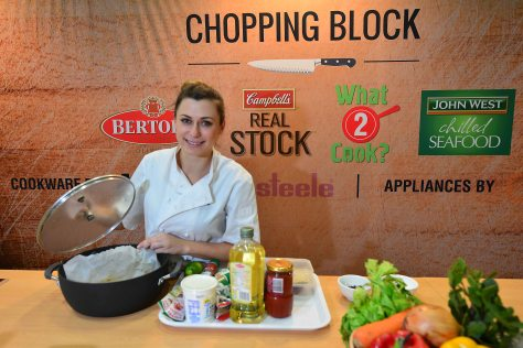 Chopping Block`s Bella