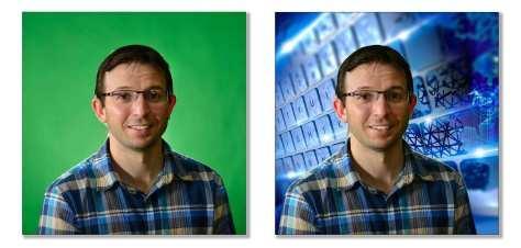 GreenScreening Portraits