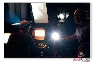 Dedo lights small and compact for highlights or shadow fill