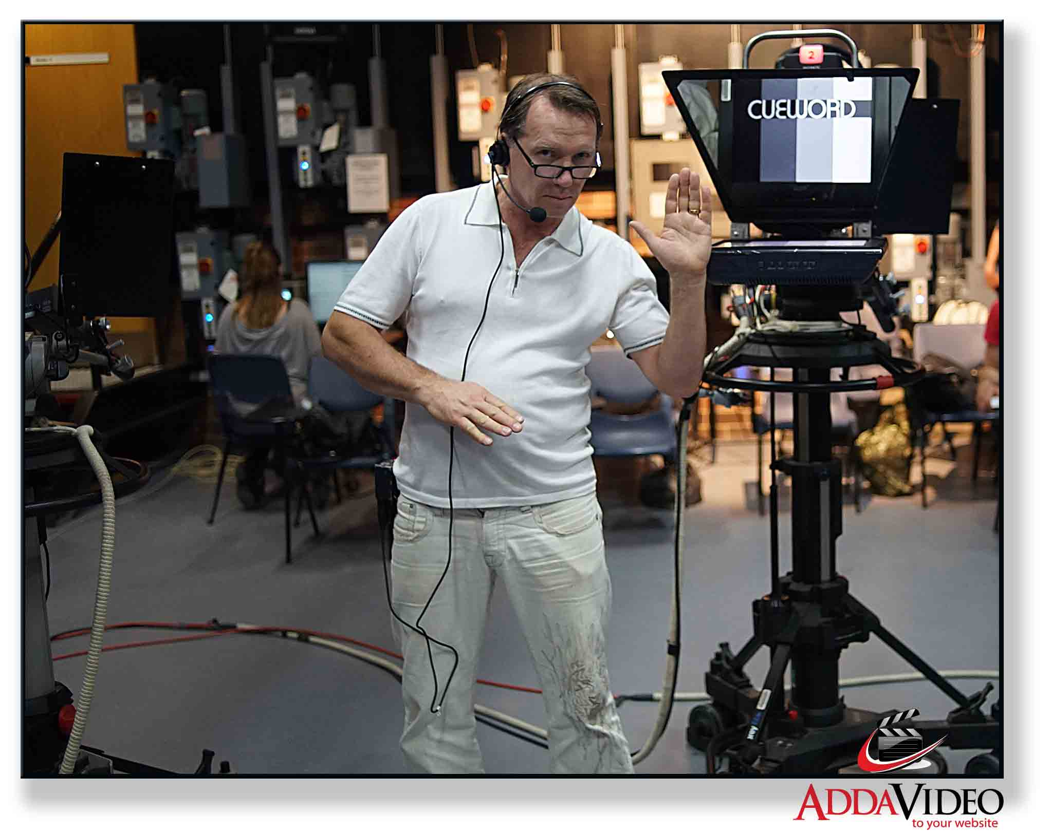 Floor Manager In Film Amp Television Video Production